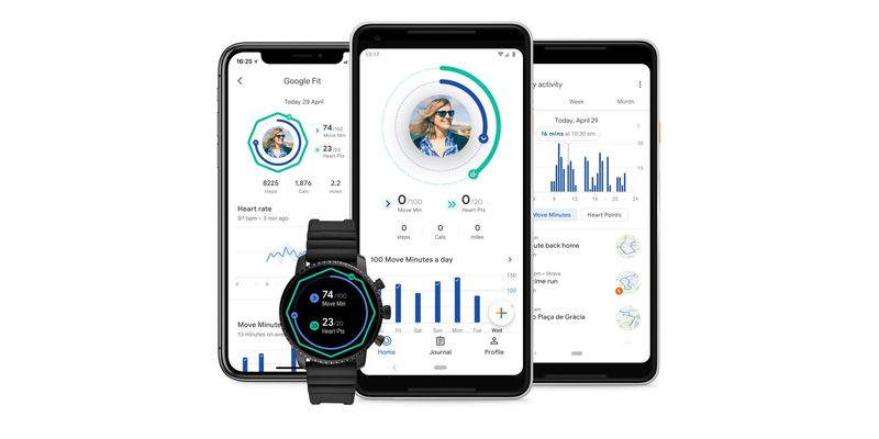 Updated Fitness Tracking Apps