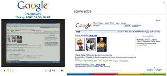 """Google Launching """"Universal Search"""""""
