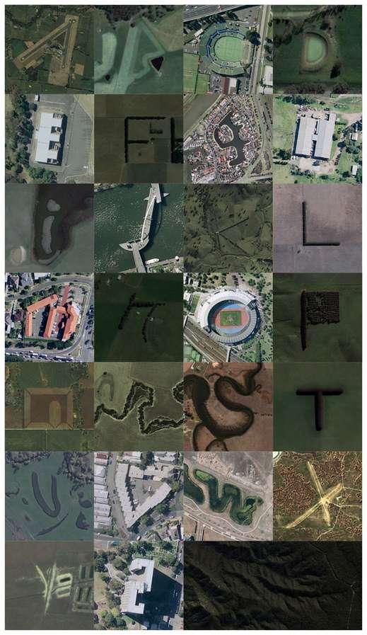 Google Maps Typography