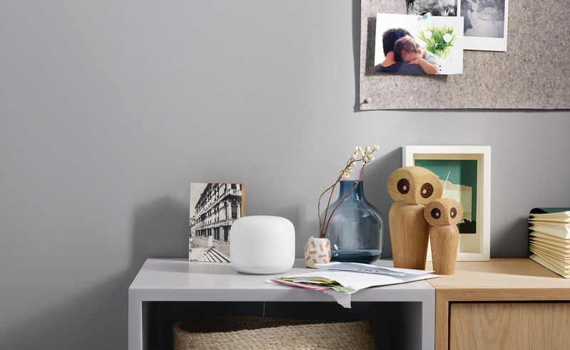 Multifunctional Design-Conscious Routers
