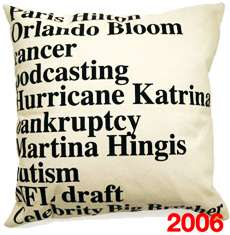 Google News Cushions