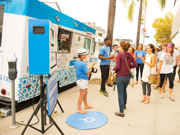 Photo Payment Food Trucks