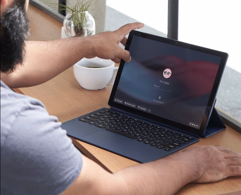 Shapeshifting Productivity Tablets