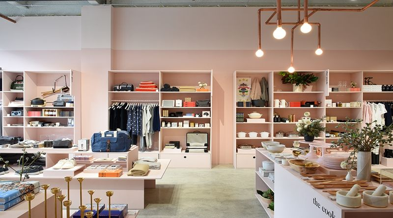 High-End Holiday Pop-Up Shops