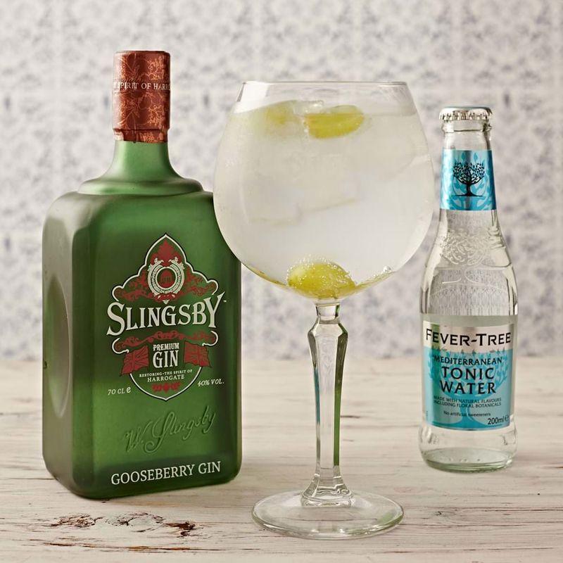 Wine-Inspired Gin Spirits