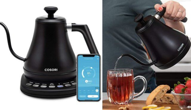 App-Connected Kitchen Kettles