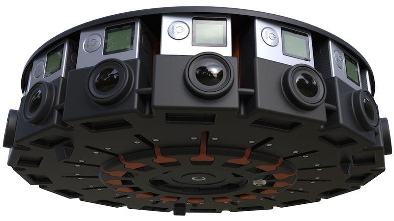 3D Super Cameras