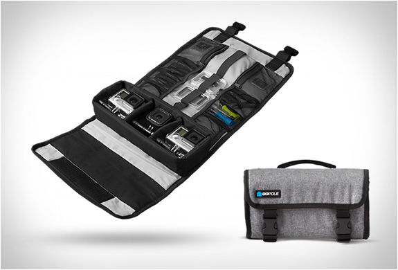 Weatherproof Camera Accessory Cases