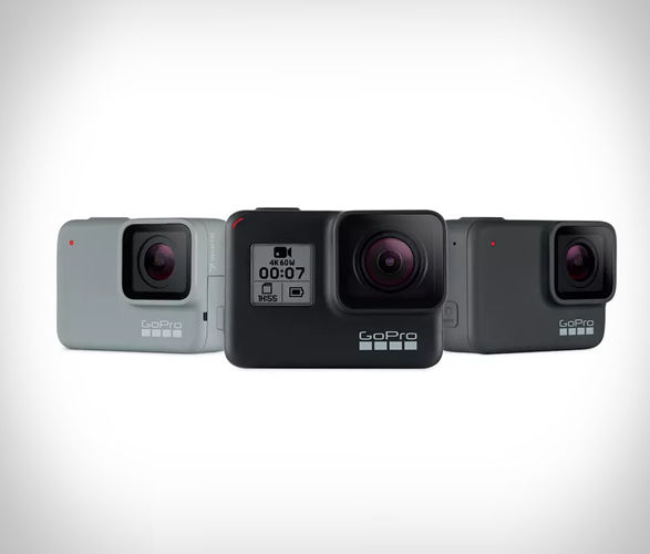 Live-Streaming Action Cameras