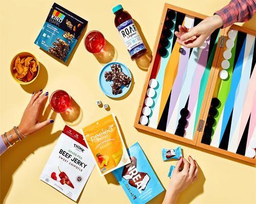 Health-Focused Retailer Menus