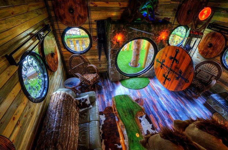 Shire-Inspired Accommodations