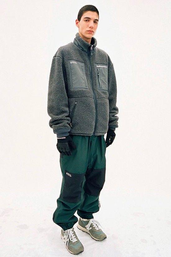 Durable Weatherized Techwear