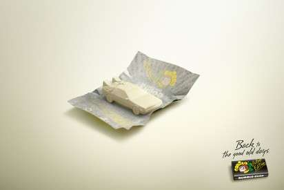 Retro Gum Ads