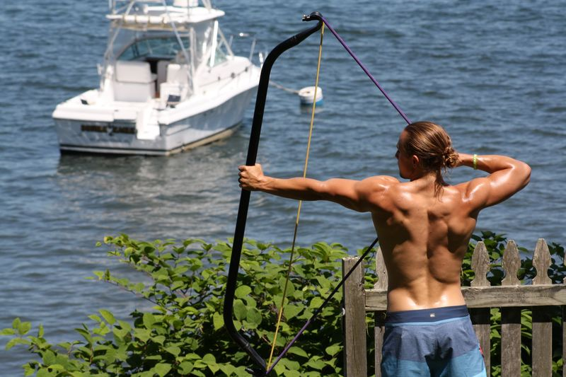 Archery-Inspired Workout Tools