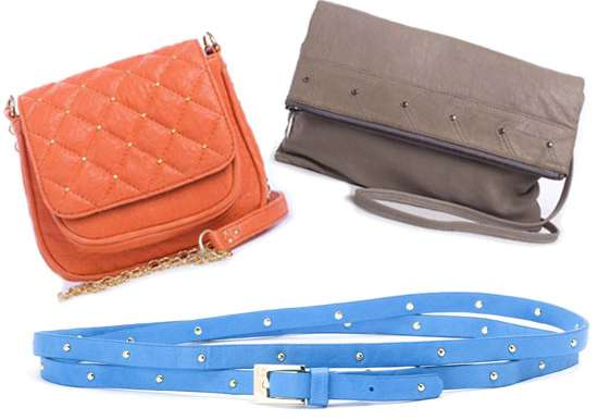 Vibrant Studded Accessories