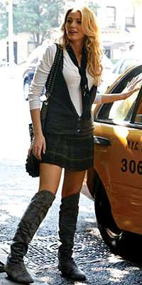 Gossip Girl Fashion a Click Away