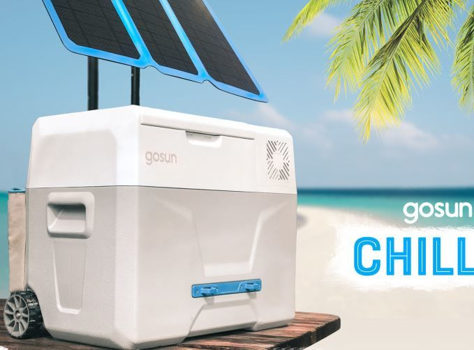 Off-Grid Ice-Free Coolers