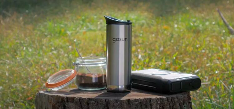 Solar-Powered Coffee Brewers