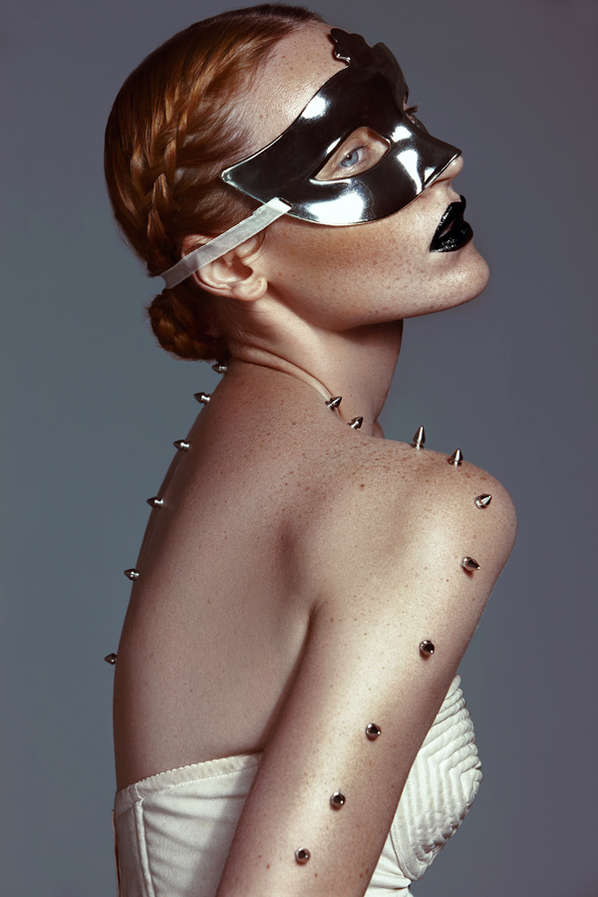 Studded Skin Photography