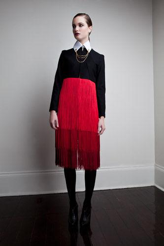 Gothic Schoolgirl Fashion