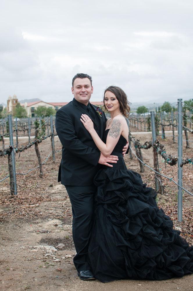 Gothic Winery Weddings