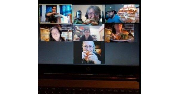 Virtual Dining Initiatives
