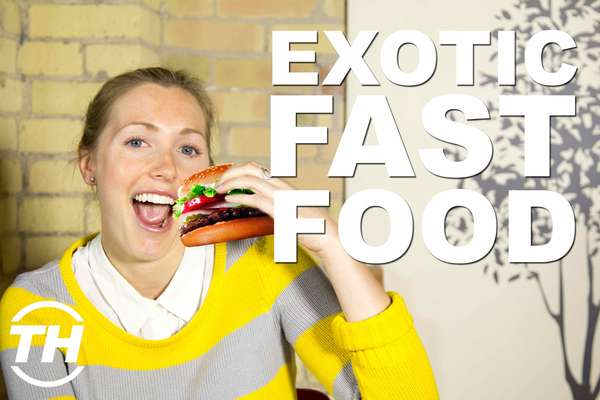 Exotic Fast Food