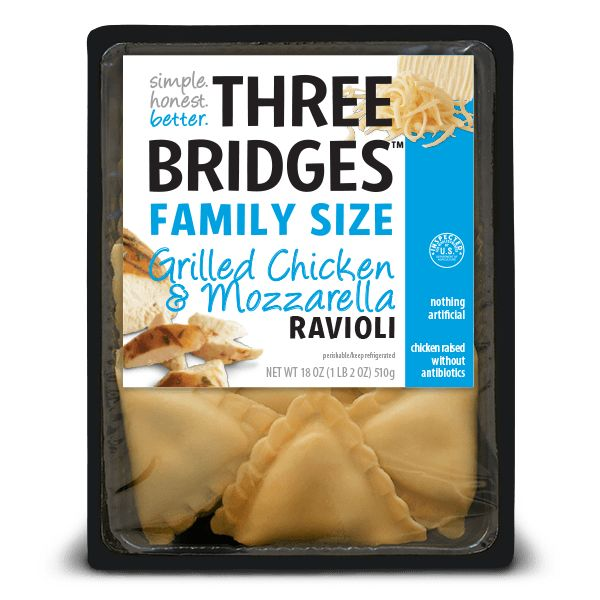 Refrigerated Ravioli Packs