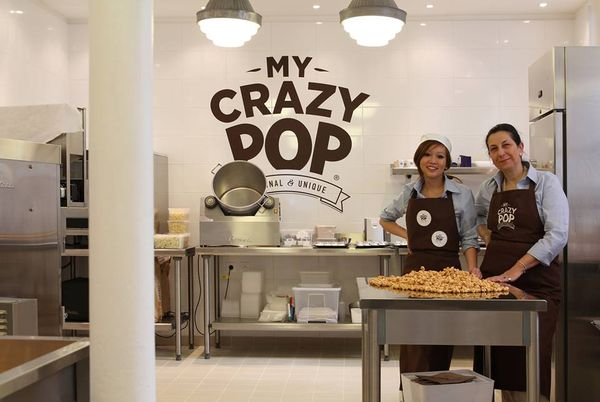 Gourmet Popcorn Shops