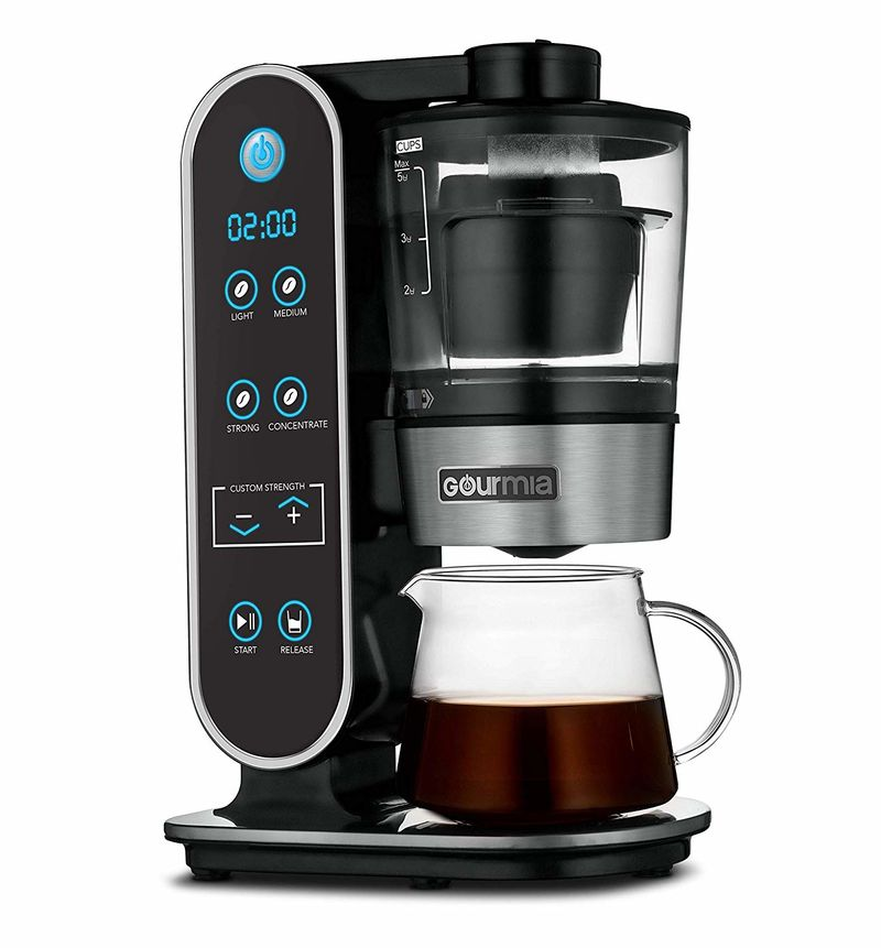 Automated Cold Coffee Brewers
