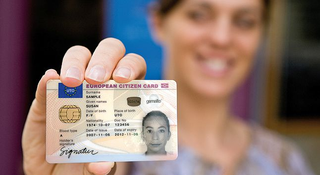 Smart Citizenry Cards