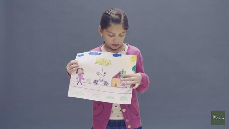 Kid-Centered Environmental PSAs