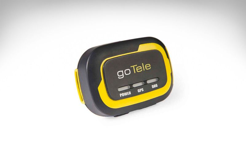 Group-Tracking GPS Wearables