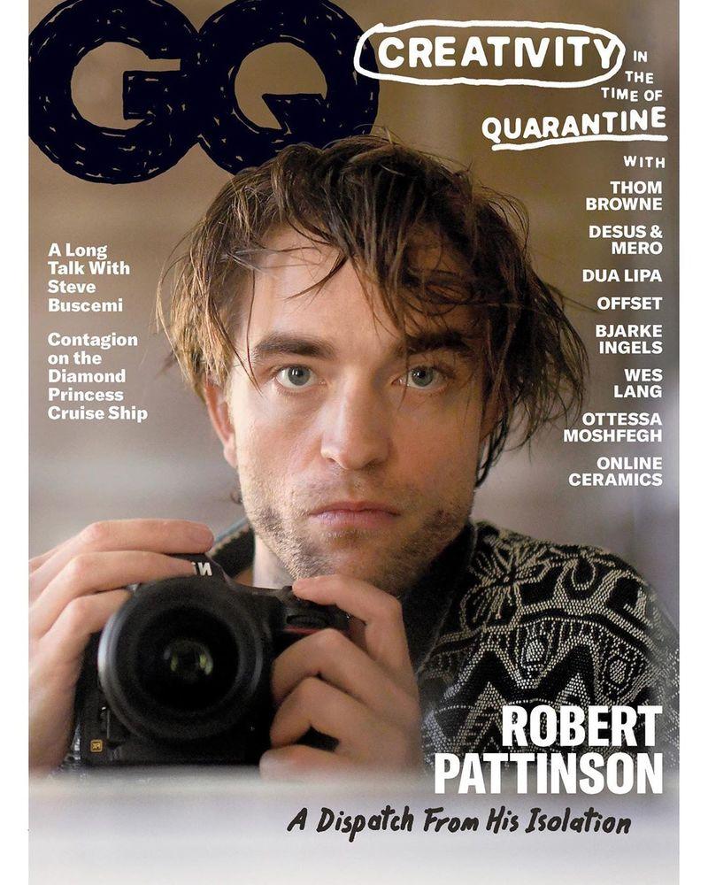 Actor-Shot Magazine Covers