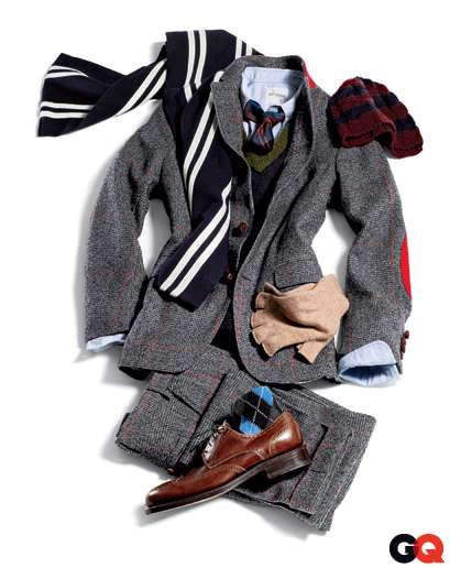 Terrific Tweed Looks