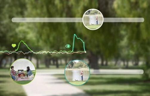 Sensory-Reactive Cameras