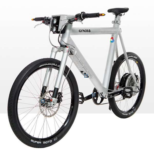 Space Age Electrobikes: Introducing the Handemade Grace