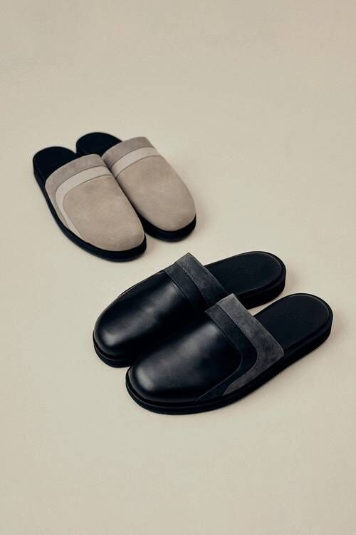 Lush Sleek Mule Sandals