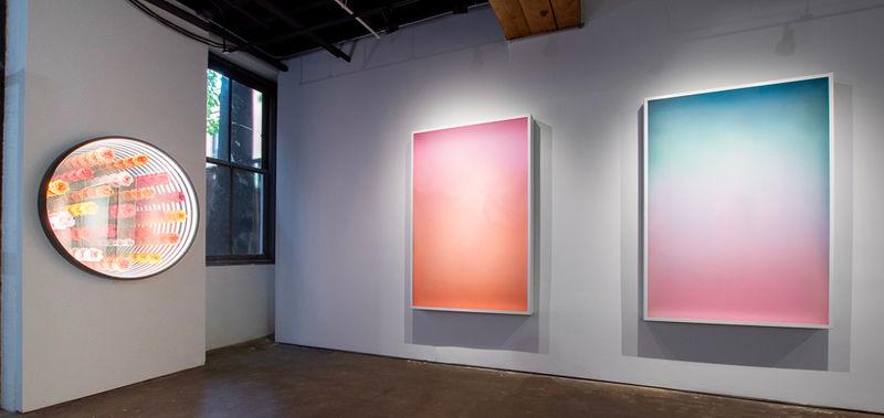 Gradient Art Exhibitions