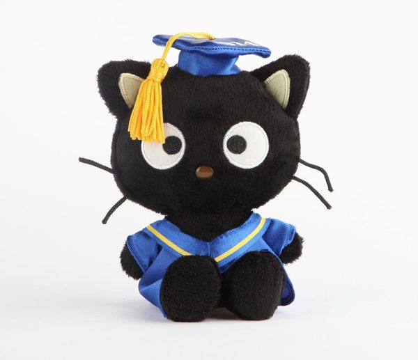 Cartoon Cat Grad Keepsakes