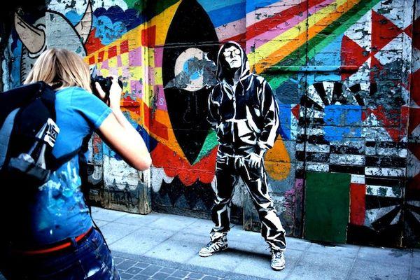 Living Street Paintings