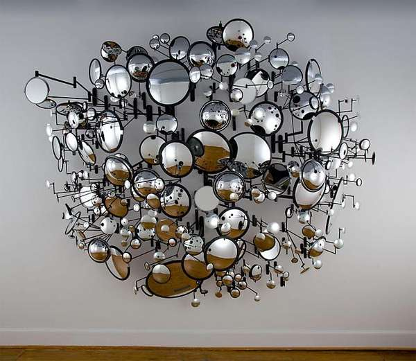 Reflective Mirror Installations