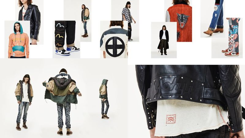 Curated Japanese Streetwear