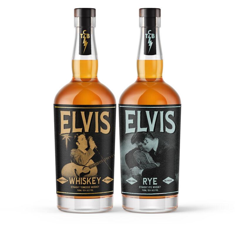 50's Pop Star-Themed Whiskeys