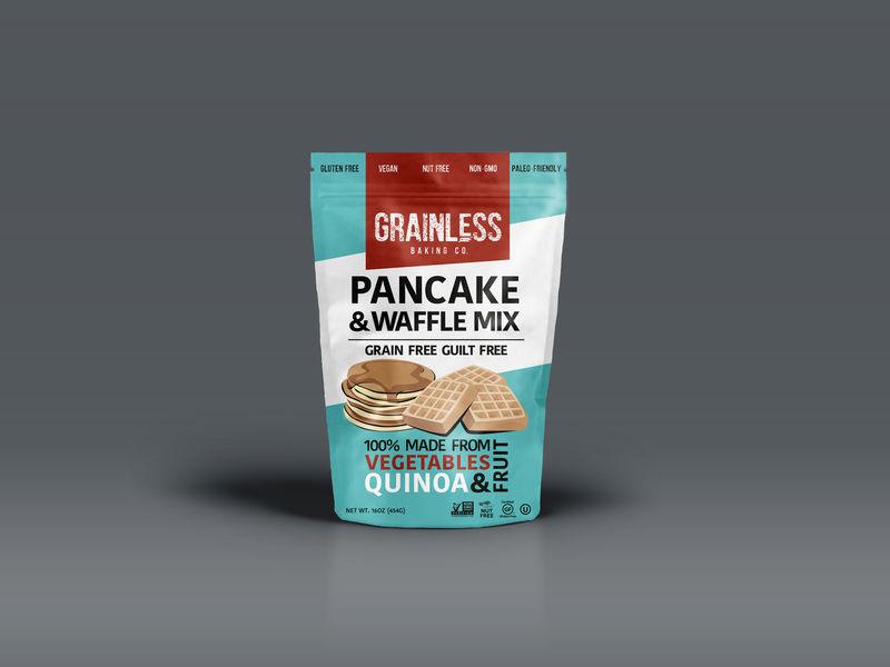 Grain-Free Baking Mixes