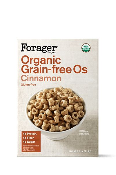Plant-Based Free-From Cereals