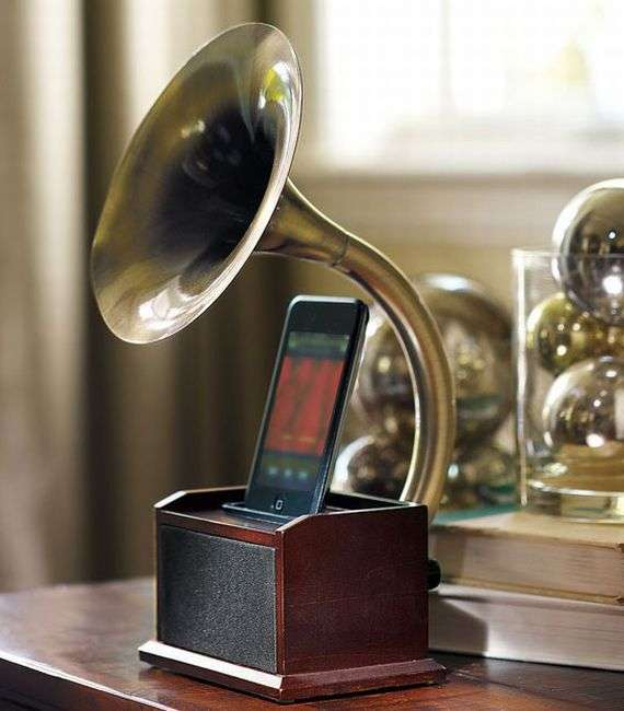 Old-Fashioned Speakers