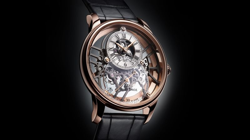 Skeletonized Luxury Watches