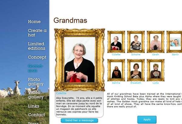 Grandmas for Rent
