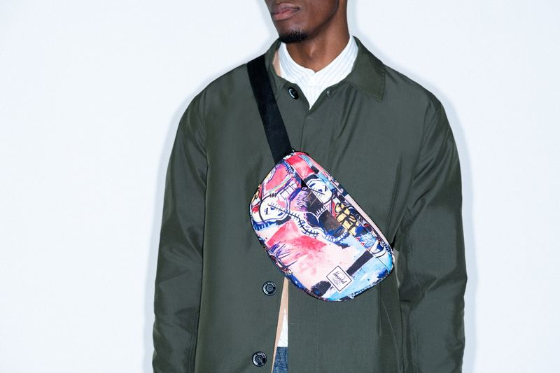 Artist-Adorned Graphic Bag Lines